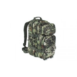 Plecak Mil-Tec Small Assault Pack Laser Cut 20 l Mandra Wood  (14686) SP
